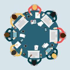 Meetings sind oftmals nur Marktplätze der Eitelkeiten und Zeitverschwendung. Müssen sie aber nicht. Die besten Profi-Tipps wie Sie Meetings produktiv aufpeppen.