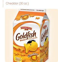 Pepperidge Farm® - Cheddar Goldfish