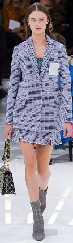 Christian Dior.Spring 2015.