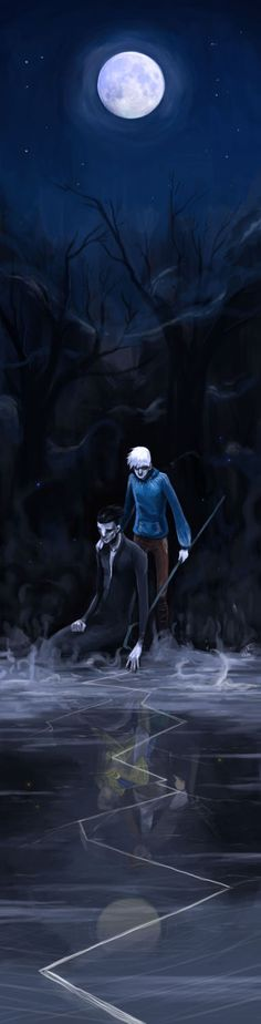 Jack Frost and Pitch Black/ Jackson Overland and Kozmotis Pitchiner   from More Besteck
