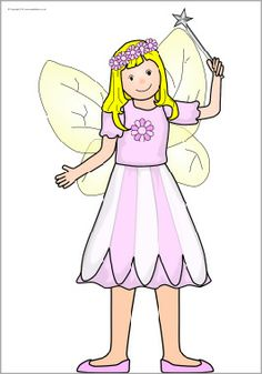 Giant fairy picture for display (SB10652) - SparkleBox