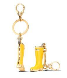 Bendel Wellie KeyFob...Cute Stocking Stuffer!