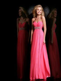 Amazing Sheath/Column Sweetheart Ruched Sleeveless Floor-Length Chiffon Dresses