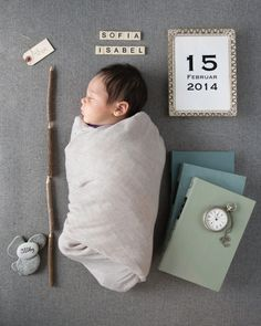 Newborn photography by C.W.Rosenhoff
