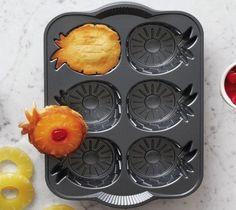 Nordic Ware Pineapple Upside Down Mini Cake Pan – $24