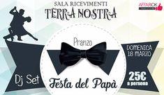 PRANZO FESTA DEL PAPÀ DA TERRA NOSTRA