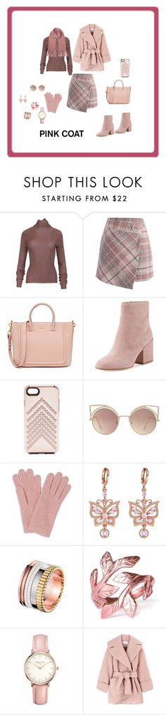 Designer Clothes, Shoes & Bags for Women Carven, Pretty In Pink, Rebecca Minkoff, Mango, Topshop, Shoe Bag, Polyvore, Stuff To Buy, Design