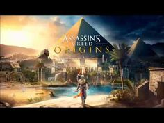 #Incrível! Novo game da Ubisoft tem o EGITO como cenário:  ASSASSIN'S CR...