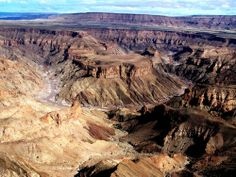 travel Fish River Canyon