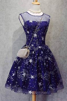 Customized Magnificent Prom Dresses Blue A Line Knee Length Beading Royal Blue Homecoming Dresses,Short Bling Prom Dresses Bling Prom Dresses, Royal Blue Homecoming Dresses, Prom Party Dresses, Dress Prom, Graduation Dresses, Bling Dress, Wedding Dresses, Bridesmaid Dresses, Lace Wedding