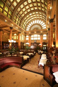 Pittsburgh's Historic Grand Concourse