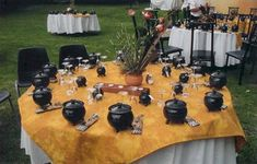 Potjie Themed Wedding