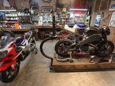 Motorcycle Garage, Bike, Vehicles, Bicycle, Bicycles, Car, Vehicle, Tools