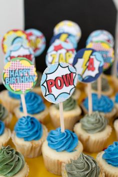 Superhero Boy Superman Batman Spiderman Birthday Party Planning Ideas