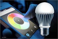 LIFX | SMARTPHONE CONTROLLED LIGHT BULB