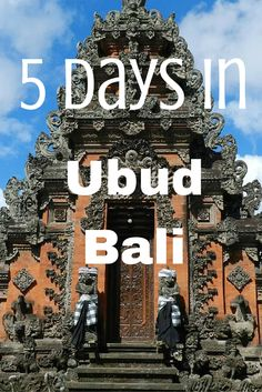 Ubud, Bali stole my heart. The offerings, the rice fields and the people. Take me back! How I love Indonesia.