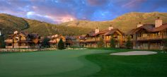 Summertime at Hotel Park City