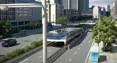 Audi Urban Future Initiative | Blog | Land Airbus
