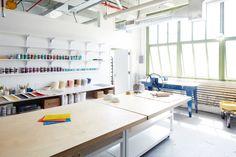 The West Elm Makers Studio
