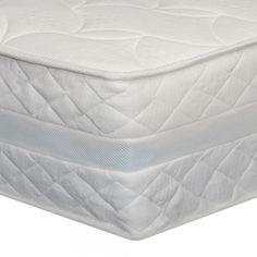 LUXURY Coolmax Travel Cot Mattress 102 x 71 x 5 cm Folding