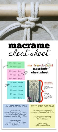 macrame plant hanger+macrame+macrame wall hanging+macrame patterns+macrame projects+macrame diy+macrame knots+macrame plant hanger diy+TWOME I Macrame & Natural Dyer Maker & Educator+MangoAndMore macrame studio Macrame Wall Hanging Diy, Macrame Plant Hangers, Macrame Art, Macrame Knots, Micro Macrame, Excel Tips, Wedding Decor, Macrame Design, Macrame Projects