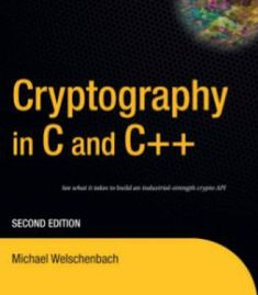 Cryptography In C And C++ (2nd Edition) PDF