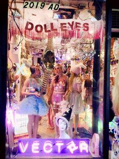vectorgallery:  Doll Eyes Easter Mass Presentation at VECTOR Gallery