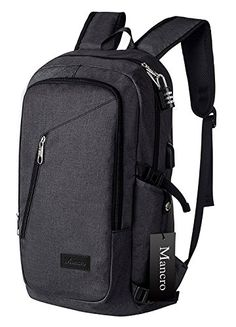 Kinmac New Bohemian Laptop Backpack with Massage Cushion Straps ...