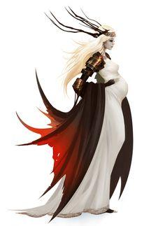 ArtStation - Merrydith Character Design - Wild Wild Vampires, Alexandre Chaudret