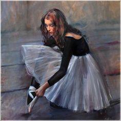 Figurative Paintings by polish painter Emilii Wilk. Emilii was born in Wałcz County, Poland.