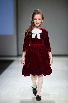 Good Clothing Store - January 06 2019 at Baby Dress Design, Baby Design, Tween Fashion, Girl Fashion, Kids Outfits Girls, Girl Outfits, Little Girl Dresses, Girls Dresses, Velvet Dress Designs