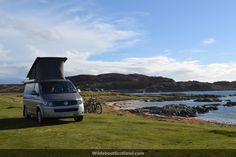 That's the life! Campsite, Camping Gear, Camping Scotland, Weather Forecast, The Life, Caravan, Beach, Places, Travel