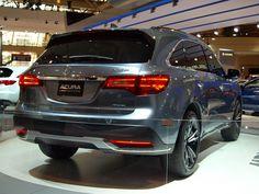 Cool Stunning 2013 Acura Mdx