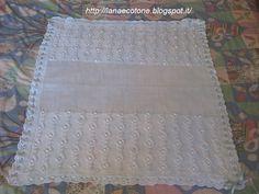 Lana e Cotone (maglia e uncinetto)