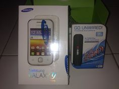 Samsung Galaxy Young - My first Android Ponsel.    What yours?