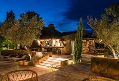 Vacation Villas, Ideal Home, Provence, Pergola, Sweet Home, Deck, Cabin, Explore, Mansions