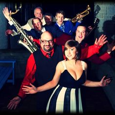 Elaina and The West Coast Stompers, Swing Jive Band http://www.alivenetwork.com/bandpage.asp?bandname=Elaina%20and%20The%20West%20Coast%20Stompers&style=Swing%20and%20Jive