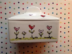 #love grows #butterdish