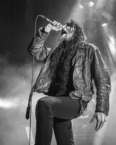 Gaahl of GOD SEED - Photo by Per Ole Hagen
