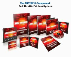 Full Throttle Fat Loss is an advanced fitness program designed for women and men who are eager to burn off body fat quickly. The program was designed by Dr. Weight Loss For Women, Easy Weight Loss, Weight Loss Program, Healthy Weight Loss, Reduce Weight, How To Lose Weight Fast, Weight Gain, Weight Loss Eating Plan, Full Throttle