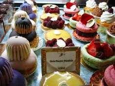 Ladurée Feast, Paris
