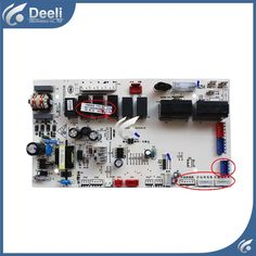 95% new good working for air conditioning computer board KFRD-100L/CF-S4 KFRD-50L/R1-S2 0011800063B  #Affiliate