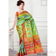 The Chennai Silks Traditional silk saree will make you elegant which is the only beauty that never fades. Traditional Silk Saree, Silk Sarees Online, Saree Collection, Looking Stunning, Printing On Fabric, Special Occasion, Hand Weaving, Dress Up, Sari