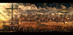 The First Crusade part IV: From Antioch to Jerusalem - About History Fall Of Jerusalem, Kingdom Of Jerusalem, Medieval Knight, Medieval Art, Sign Of The Cross, The Siege, Total War, Holy Cross, Knight