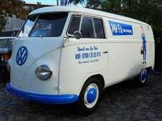 ME-FA #vwType2 Volkswagen Westfalia Campers, Vw Kombi Van, Volkswagen Type 3, Volkswagen Transporter, Vw T1, Vw Camper, Combi Split, Vw Group, Wheels On The Bus