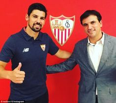 Nolito makes 8 million Switch to Sevilla