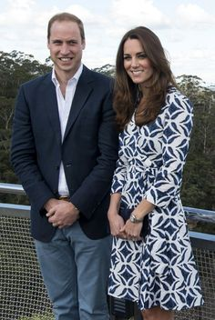 Kate Middleton Photos: The Royal Tour Continues at Echo Point