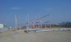 Wind Turbine, Buildings, Industrial, Industrial Music