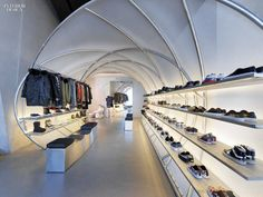 Boontheshop: 2015 BoY Winner for Fashion Retail.  Peter Marino