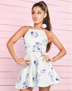 @lilmoonlightbae Ariana for Lipsy :)) the summer collection is out !!!
